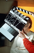 Barry Morse - Breakaway Clapperboard